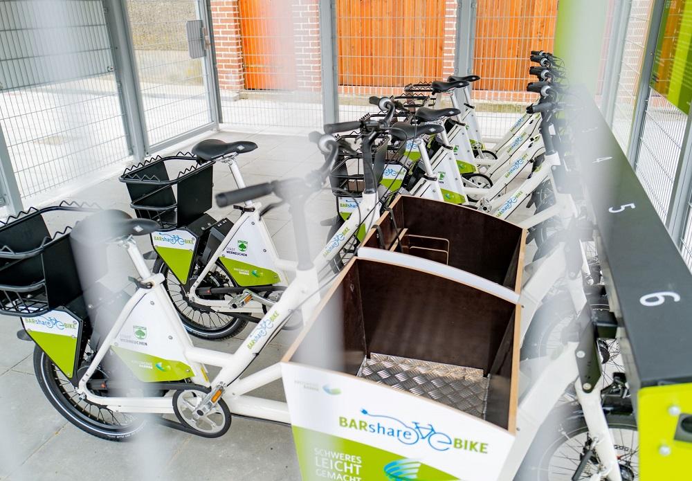 Velocity Mobility & BARshare Bike – Foto: Torsten Stapel