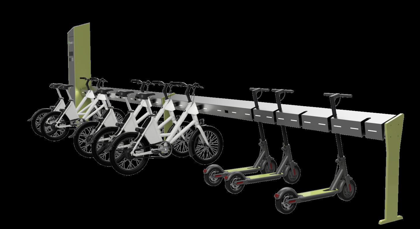 Velocity Mobility Station